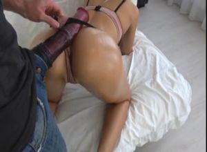 Смотреть порно конский член