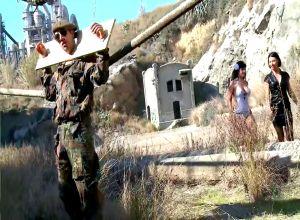 Порно пытки солдат